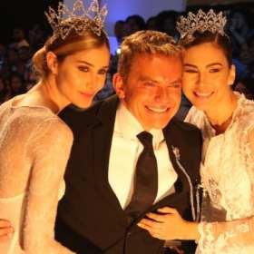Giovanni Scutaro cerró con Broche de Oro la Semana de la Moda 2017 en República Dominicana