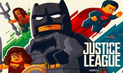 Liga de la justicia de LEGO
