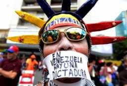 oposicion venezolana- dictadura en venezuela