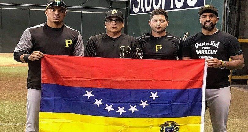 venezolanos en las grandes ligas