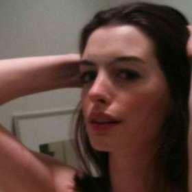 ¡Fotos muy sexy! Filtran fotos desnuda de Anne Hathaway
