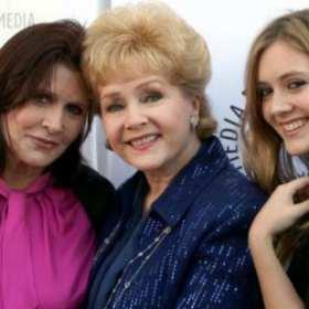 Billie Lourd busca preservar el legado de su madre Carrie Fisher y su abuela Debbie Reynolds