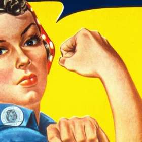 ¿Sabes cómo nace el icono de Rosie la Remachadora?