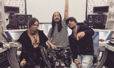 Belinda- Criss angel-Aoki
