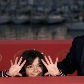 Lars von Trier negó haber acosado a Björk durante el rodaje de una película