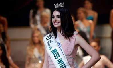 Diana Croce segunda finalista Miss Internacional 2017