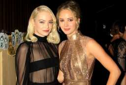 Jennifer Lawrence y Emma Stone
