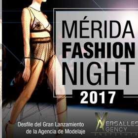Mérida Fashion Night 2017 llenará de moda Los Andes venezolanos