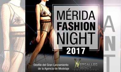 Merida Fashion Night 2017