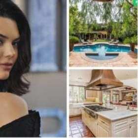 Esta es la casa de Kendall Jenner que Kim Kardashian desaprueba