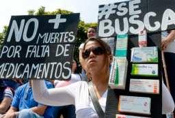 crisis hospitalaria en venezuela