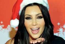 Kim-kardashashian-santa-christmas