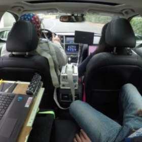 Nissan trabaja en tecnología que 'lee' la mente para evitar accidentes