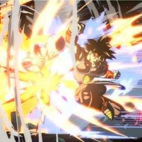 Conoce las primeras imágenes oficiales de Broly y Bardock en Dragon Ball FighterZ