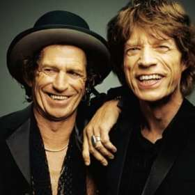 Keith Richards pide disculpas públicamente a Mick Jagger
