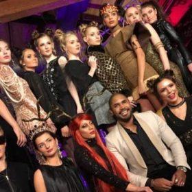 El diseñador Ángel Blanco arrasó nuevamente en el Knoxville Fashion Week