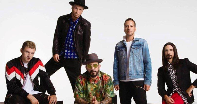 Backstreet Boys regresan con un nuevo tema después de 5 años