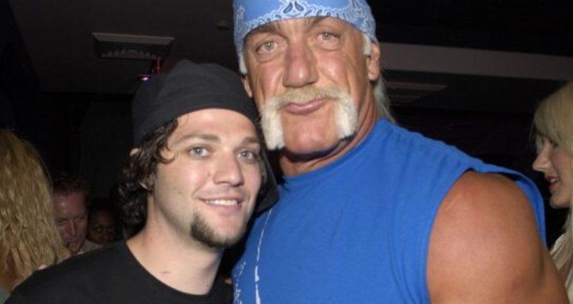 Hulk Hogan confunde a la estrella de 'Jackass' Ryan Dunn con Bam Margera en Twitter