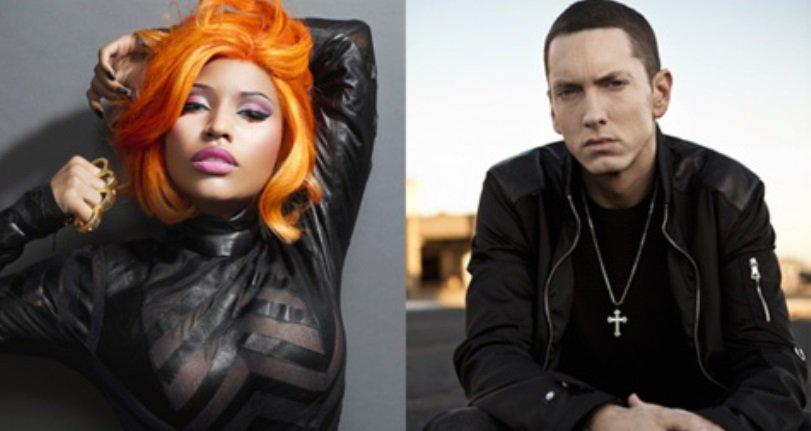Eminen no desea perder la oportunidad de tener una cita con Nicki Minaj