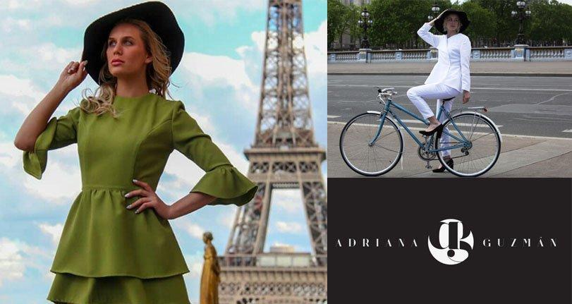 Adriana Guzmán se encuentra en la palestra de la moda con su colección 'Dreaming'