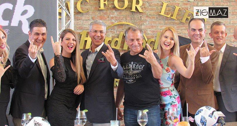 Mundial Rusia 2018 en Meridiano Televisión y Hard Rock Cafe - 21