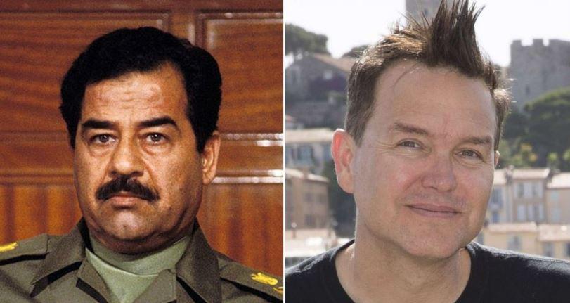 Mark Hoppus de Blink-182 afirma que le dijo al almirante de la Marina cómo capturar a Saddam Hussein