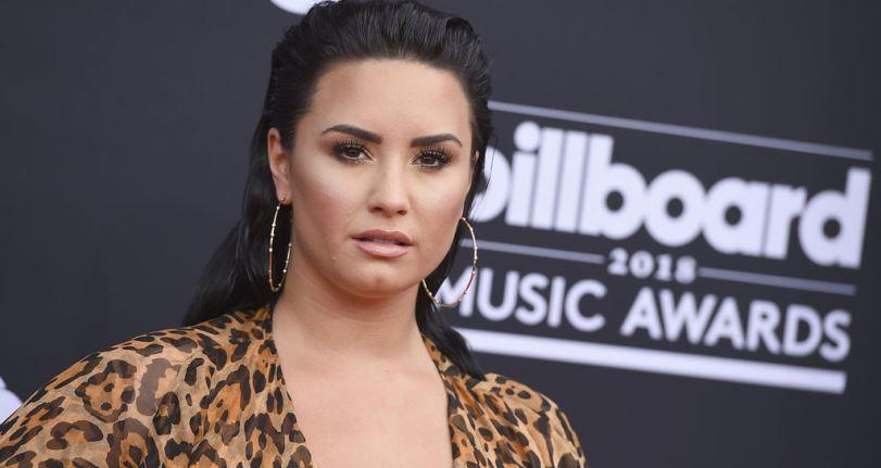 Demi Lovato hospitalizada por sobredosis de drogas