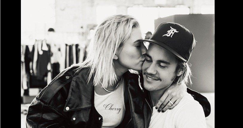 Justin Bieber elogia a Hailey Baldwin en Instagram a pesar de no seguirla