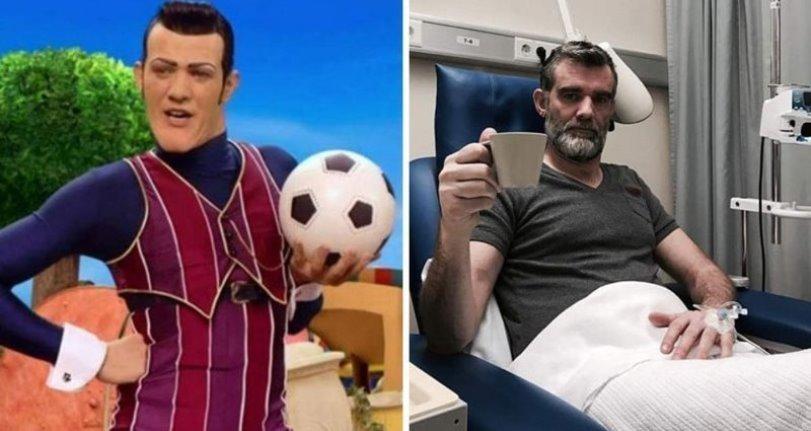 El actor de 'LazyTown' Stefan Karl Stefansson muere a los 43