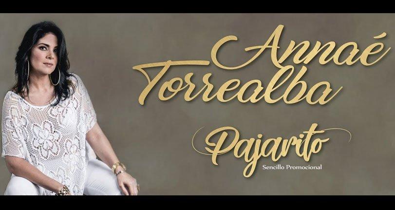 Annaé Torrealba arrasa las carteleras venezolanas con su tema 'Pajarito'