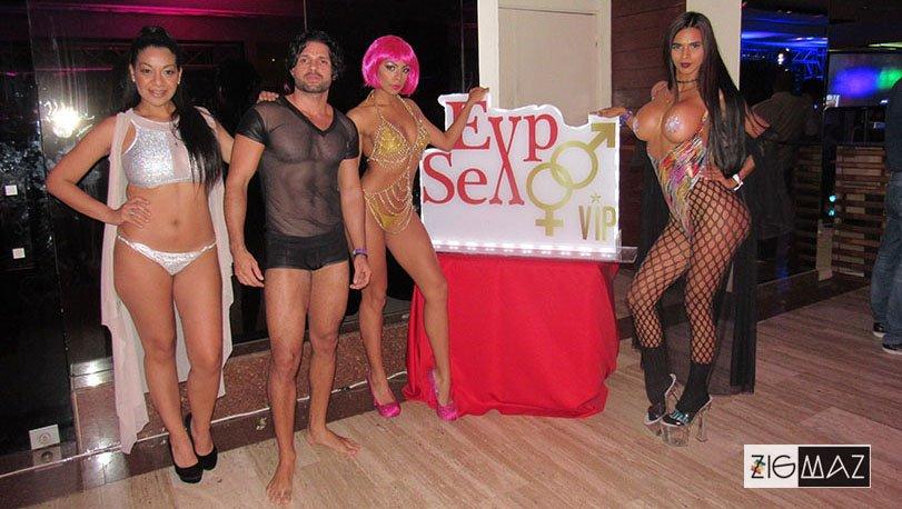 Expo Sexo Salud y Belleza 2018 desbordó de sensualidad y erotismo a Caracas