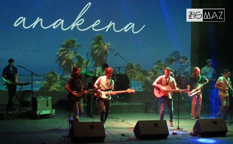 Anakena resultó la banda ganadora del Festival Nuevas Bandas 2018