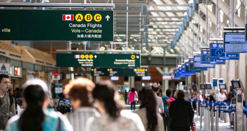Este aeropuerto permitirá a los pasajeros fumar marihuana antes de registrarse