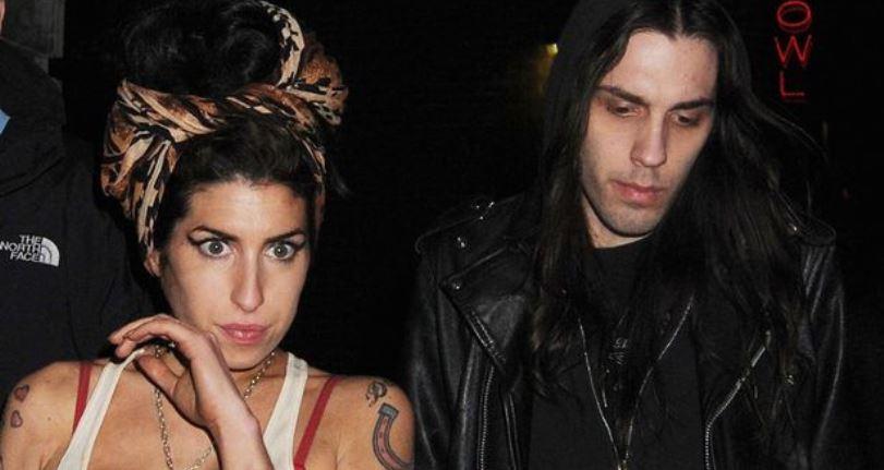 Revelan fotos inéditas de la cantante Amy Winehouse