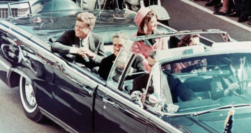 Mark Fuhrman revela un análisis sobre el asesinato de Kennedy en 'The Fuhrman Diaries'