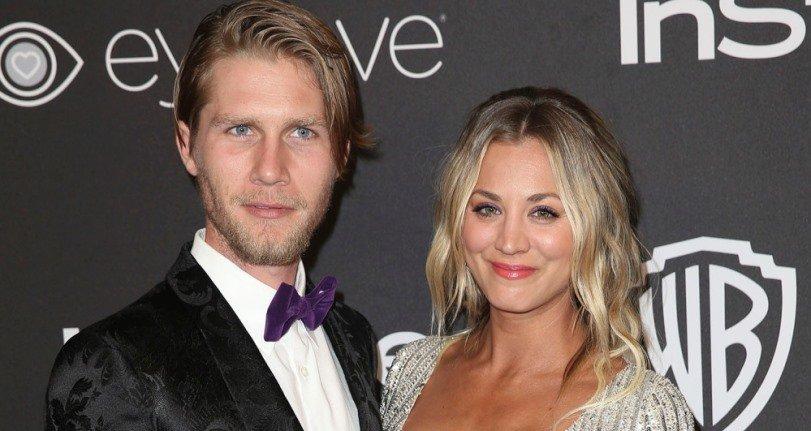 Kaley Cuoco de 'Big Bang Theory' habla sobre su matrimonio con Karl Cook