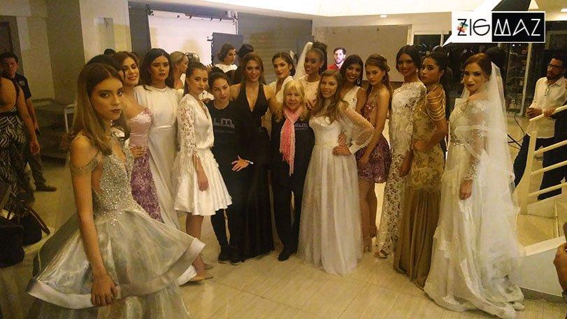 Fashion Show para novias 'Wedding Village' en el Altamira Village 01