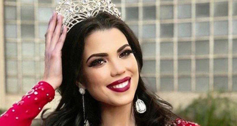 Conoce un poco más de la Miss Chile, Andrea Díaz