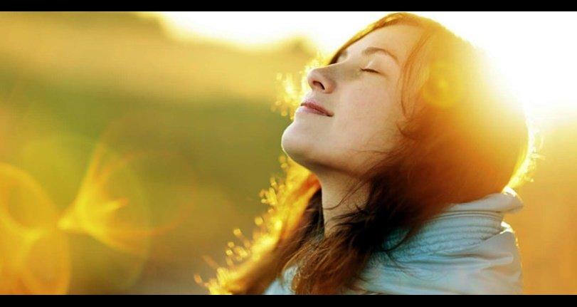 ¿La luz solar es buena para el cuerpo?