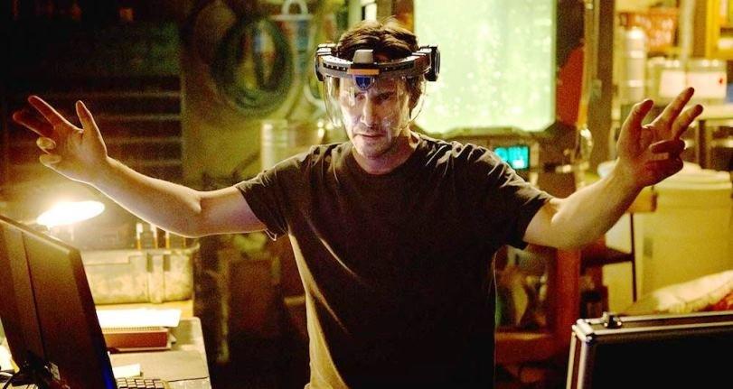'Réplicas' es el film con el rendimiento más bajo en la carrera de Keanu Reeves