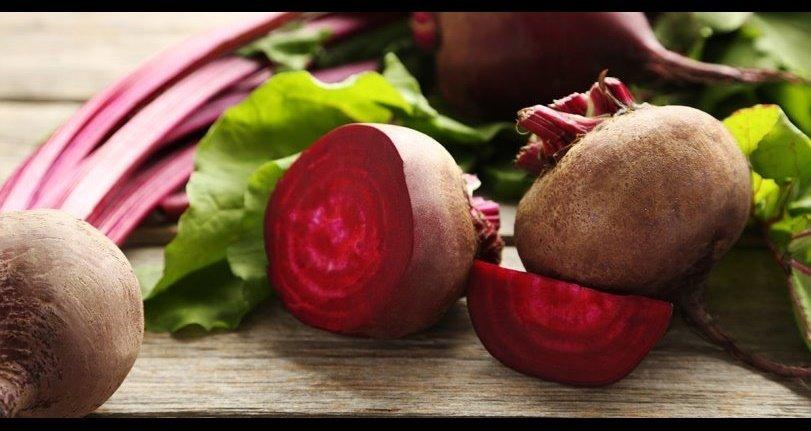 Beneficios de la remolacha en nuestro cuerpo