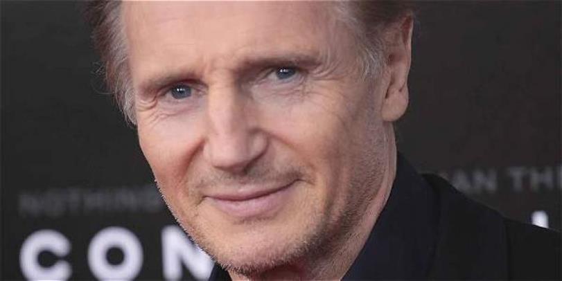 Liam Neeson busca aclarar sus comentarios racista