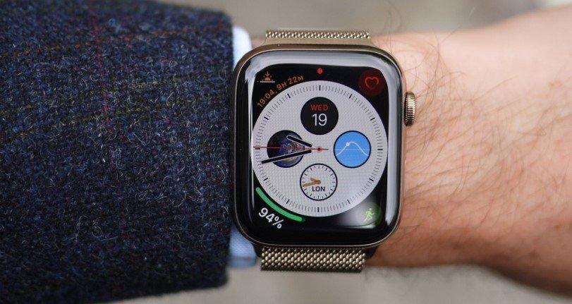 Últimos rumores sobre el próximo reloj inteligente Apple Watch Series 5