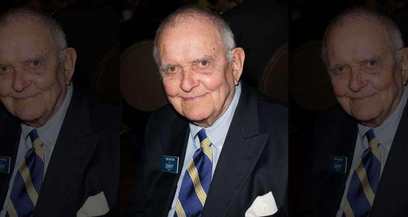 El presentador de 'Popeye and Friends', la estrella de 'Hogan's Heroes' Tom Hatten, murió a los 92 años