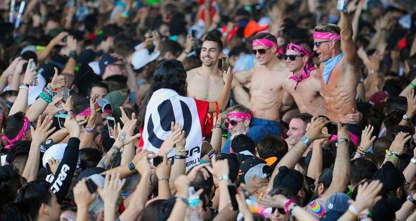 Los asistentes del Ultra Music Festival se quejaron de la mala organización del evento