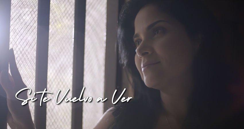 Annaé Torrealba lanza su nuevo sencillo promocional 'Si te vuelvo a ver'