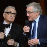 Robert De Niro y Martin Scorsese se reunieron en el Festival de Cine de Tribeca