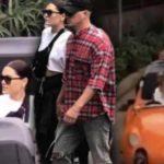 Channing Tatum acelera el motor de Jessie J en Disneyland