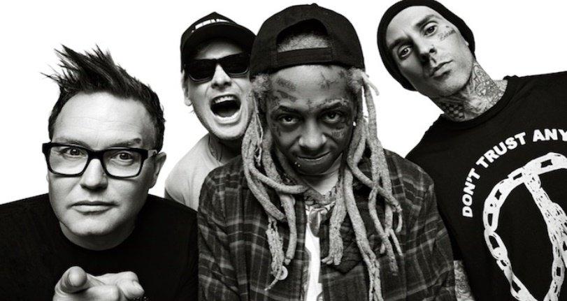 Blink-182 y Lil Wayne anuncian Tour por Estados Unidos