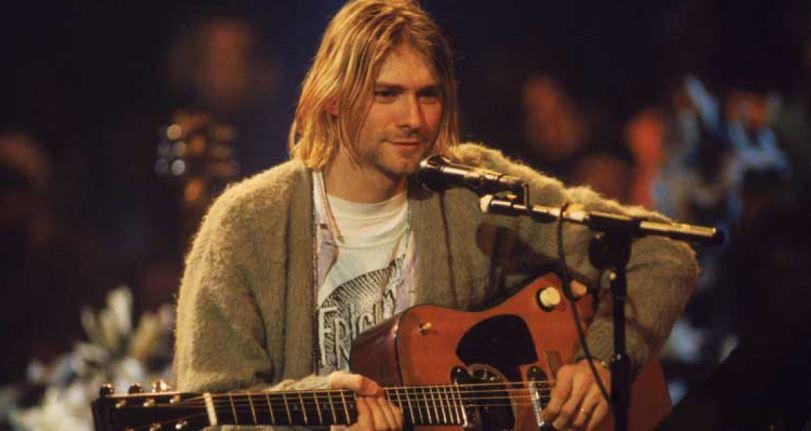 Plato de papel sucio que usó Kurt Cobain se vendió en una subasta por $22,400